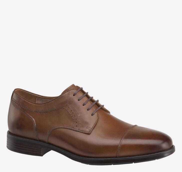 Johnston & Murphy - Branning Cap Toe (XC4)