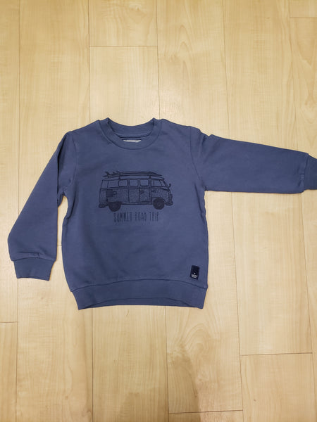 Summer Road Trip Sweatshirt