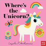 Where's the Unicorn? Lift the Flap Book