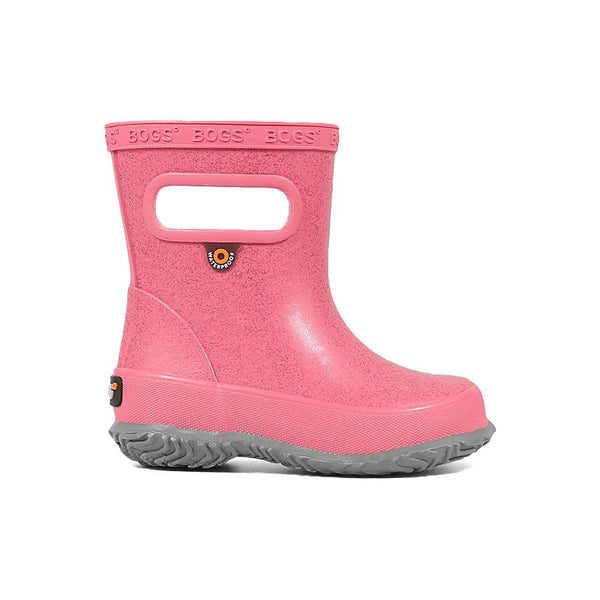 Skipper Pink Glitter Rainboot