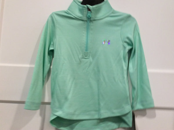 Run Around 1/4 Zip Top