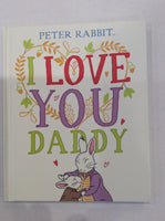 Peter Rabbit - I Love You Rabbit Book