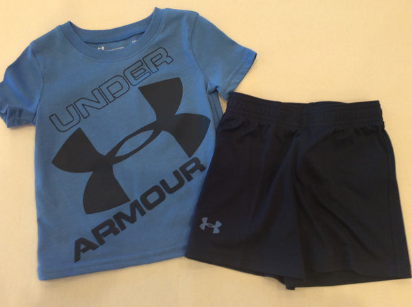 UA Titled Big Logo Set