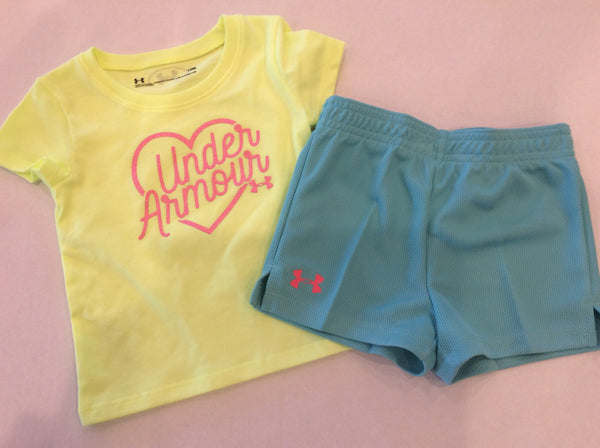 UA Outline Big Logo Set