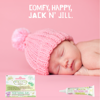 Jack n' Jill Teething Gel