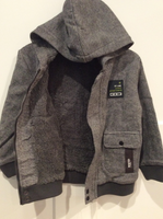 Lined Pull-over Jacket