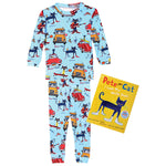 Pete the Cat Books & PJ Set