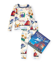 Steam Train Dream Train Books & PJ Set