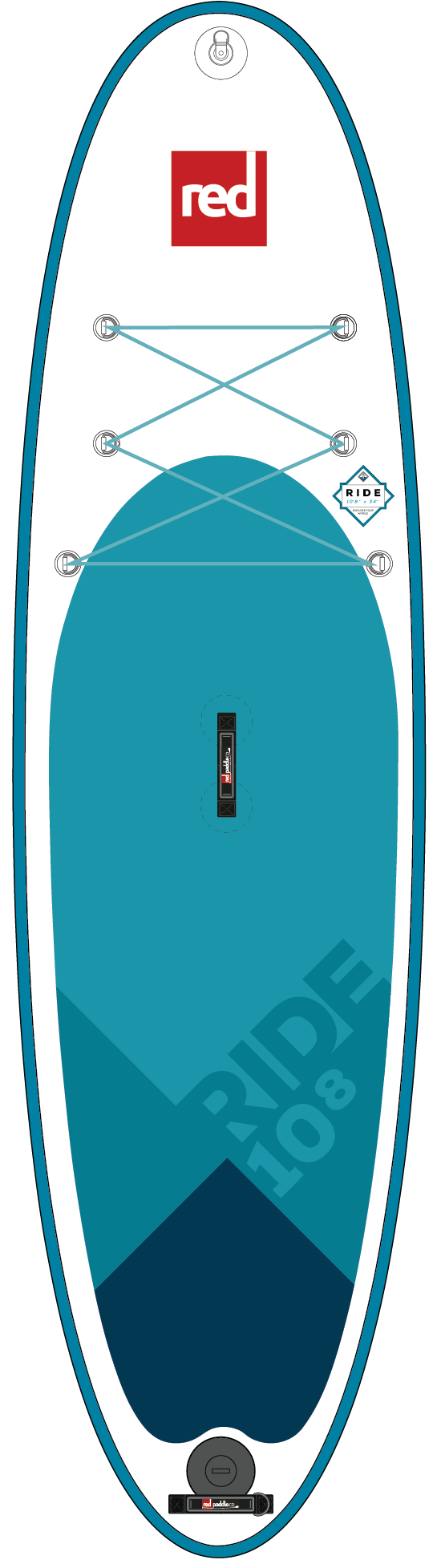 "10'8"" Ride MSL - The Pool & Leisure Centre"