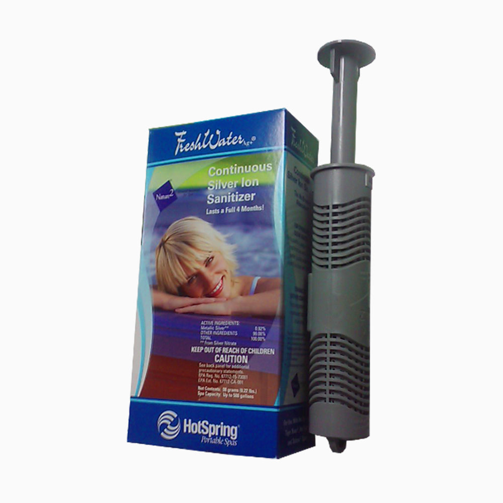 CONTINUOUS SILVER ION SANITISER - The Pool & Leisure Centre