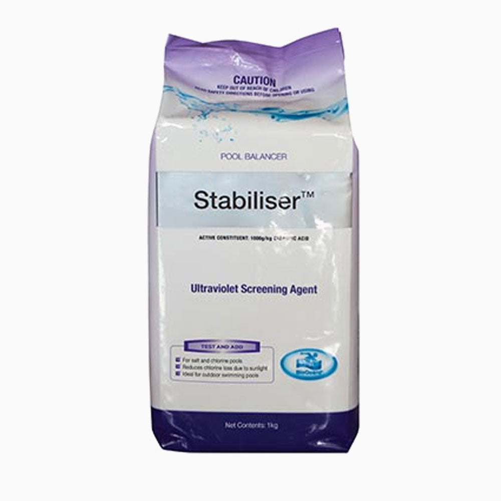 Stabiliser 1kg - The Pool & Leisure Centre