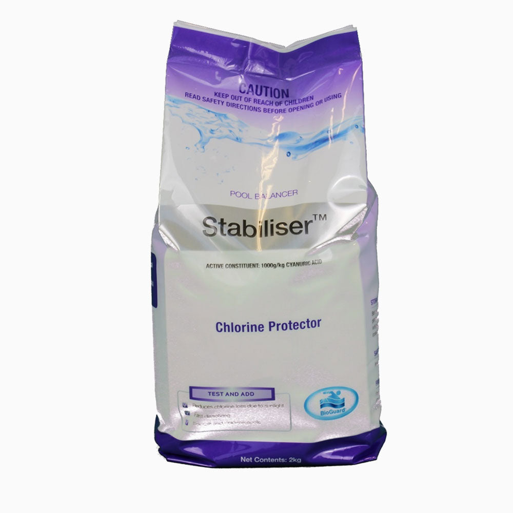 Stabiliser 2kg - The Pool & Leisure Centre