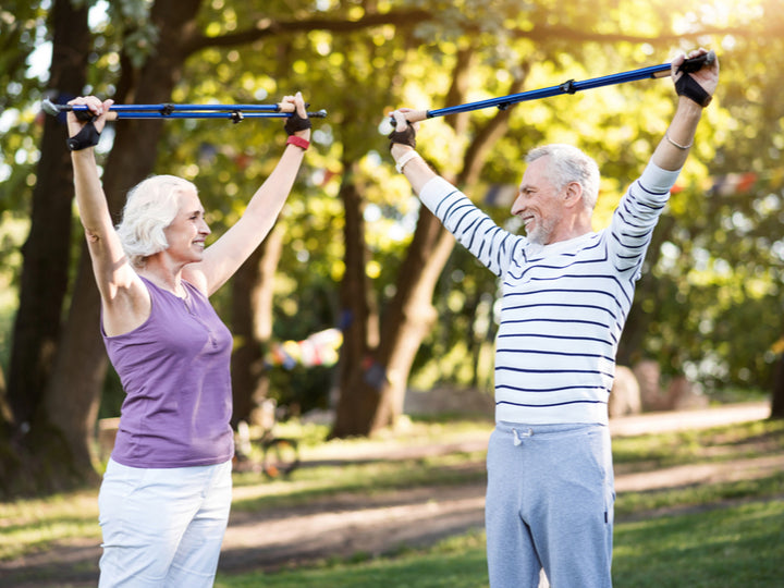 Benefits Of Training For Older Adults