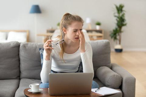'Zoom'ing Your Way to Eye Strain