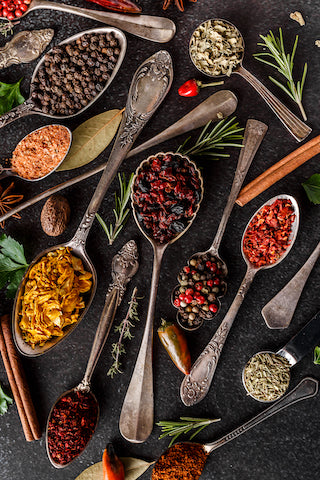 Microbiome with Herbs