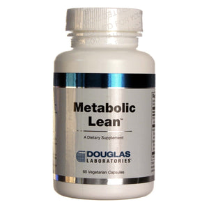 Douglas Laboratories, Metabolic Lean, 60 Vegetable Capsules - 310539038192 | Hilife Vitamins