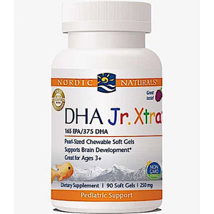 Nordic Naturals, Dha Jr. Xtra, 90 Softgels - 768990031861 | Hilife Vitamins