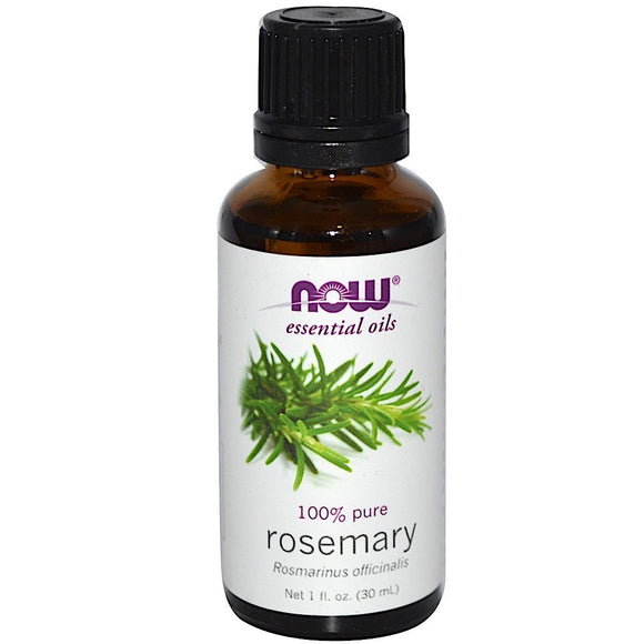 Now Foods, Rosemary Oil - 733739076007 | Hilife Vitamins