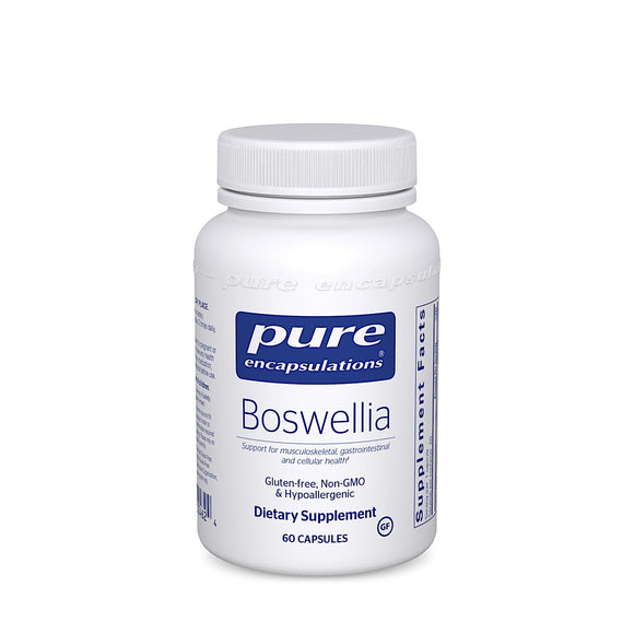 Pure Encapsulations, Boswellia 300 mg, 60 Capsules - 766298004624 | Hilife Vitamins