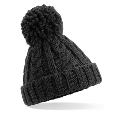Children's Cable knit winter hat