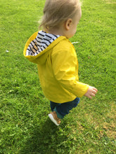 Load image into Gallery viewer, Toddler Rain coat