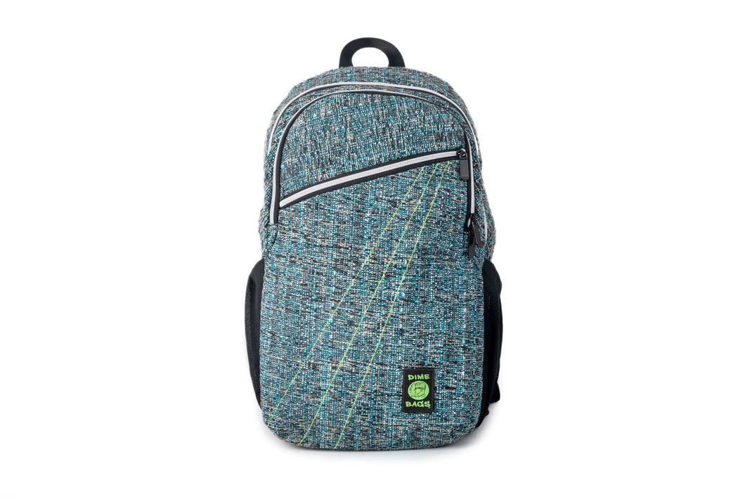 City Dweller Backpack | Laptop Compartment | Water Bottle Holders