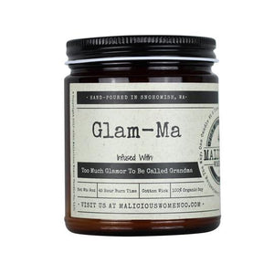 "Glam-Ma - Infused With ""Too Much Glamor To Be Called Grandma"""