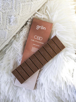 Gron Chocolate Bar - 200mg