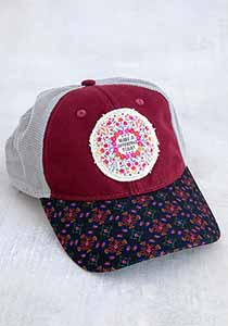 Womens hangout Hats