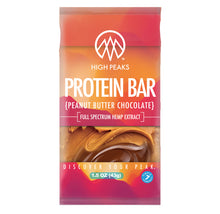 Load image into Gallery viewer, High Peaks Peanut Butter Chocolate Protein Bar