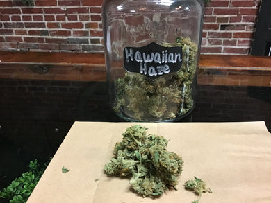 Hawaiian Haze Hemp - Complete Bud