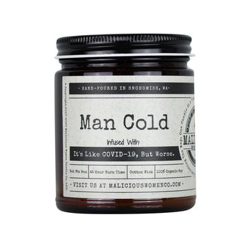 Man Cold - Infused with