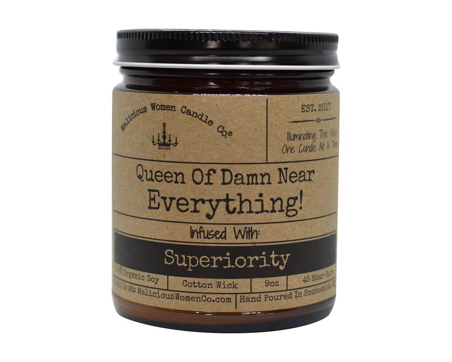 Queen Of Damn Near Everything - Infused With