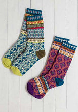 Load image into Gallery viewer, Natural Life Boho Socks
