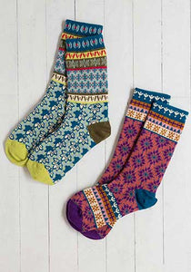 Natural Life Boho Socks