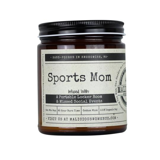 Sports Mom - Infused With