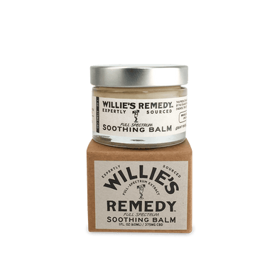 Willie's Remedy Soothing Balm 1oz
