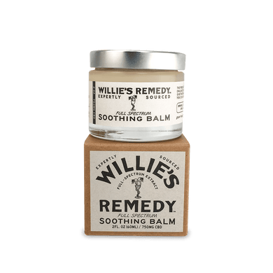 Willie's Remedy Soothing Balm 2oz