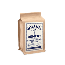 Load image into Gallery viewer, Willie's Remedy Ground Coffee 8oz