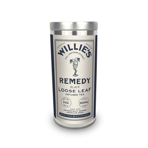 Willie's Remedy Tea 3oz Tin