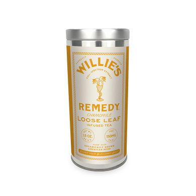 Willie's Remedy Tea 1.5oz Tin