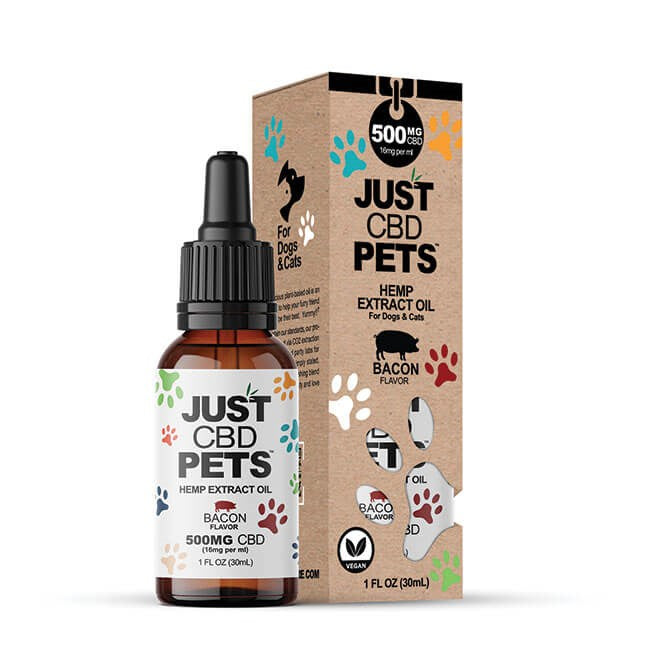 Just CBD Pet Tinctures