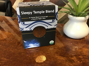 Sleepy Temple Blend Tea