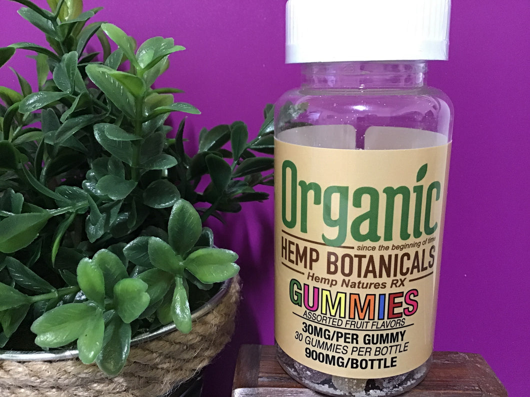 AM Gummies 900mg - 30 Ct Bottle