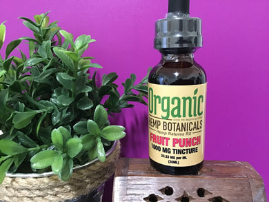 1000mg 30mL Tincture