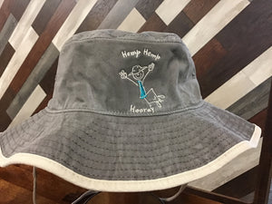 Hemp Hemp Hooray Bucket Hat