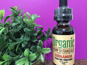 1500mg 30mL Tincture