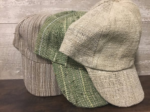 Hemp Fiber Baseball Hat