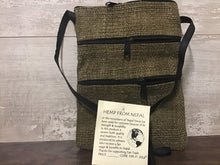 Load image into Gallery viewer, Hemp Passport Bag