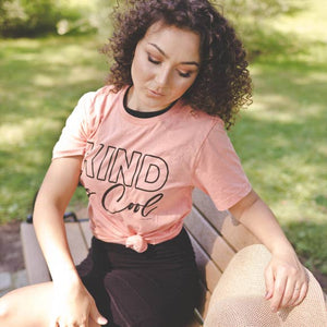Kind Is Cool Graphic T-Shirt